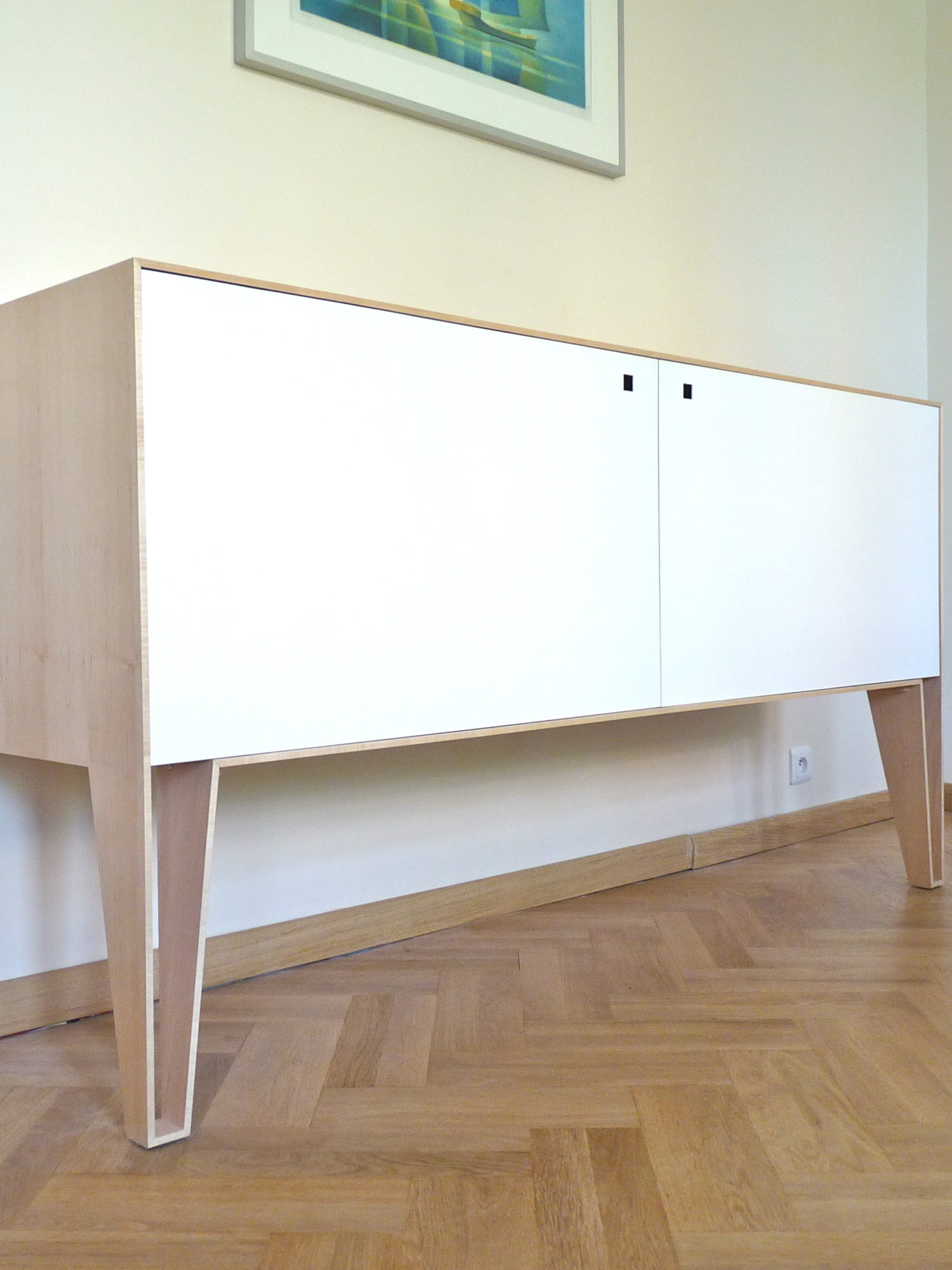MEUBLE BUFFET • Un mobilier au design étonnant