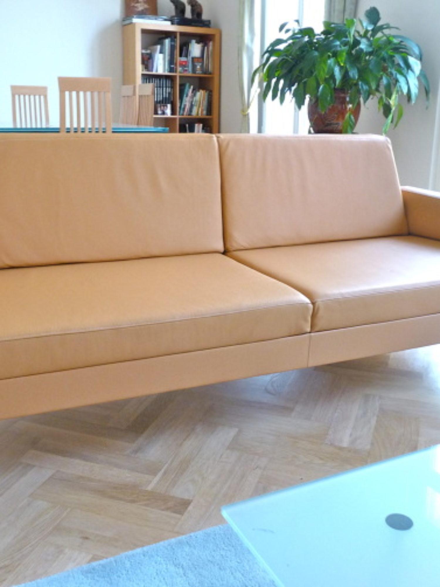 CANAPÉ • Création et Fabrication d'une assise unique