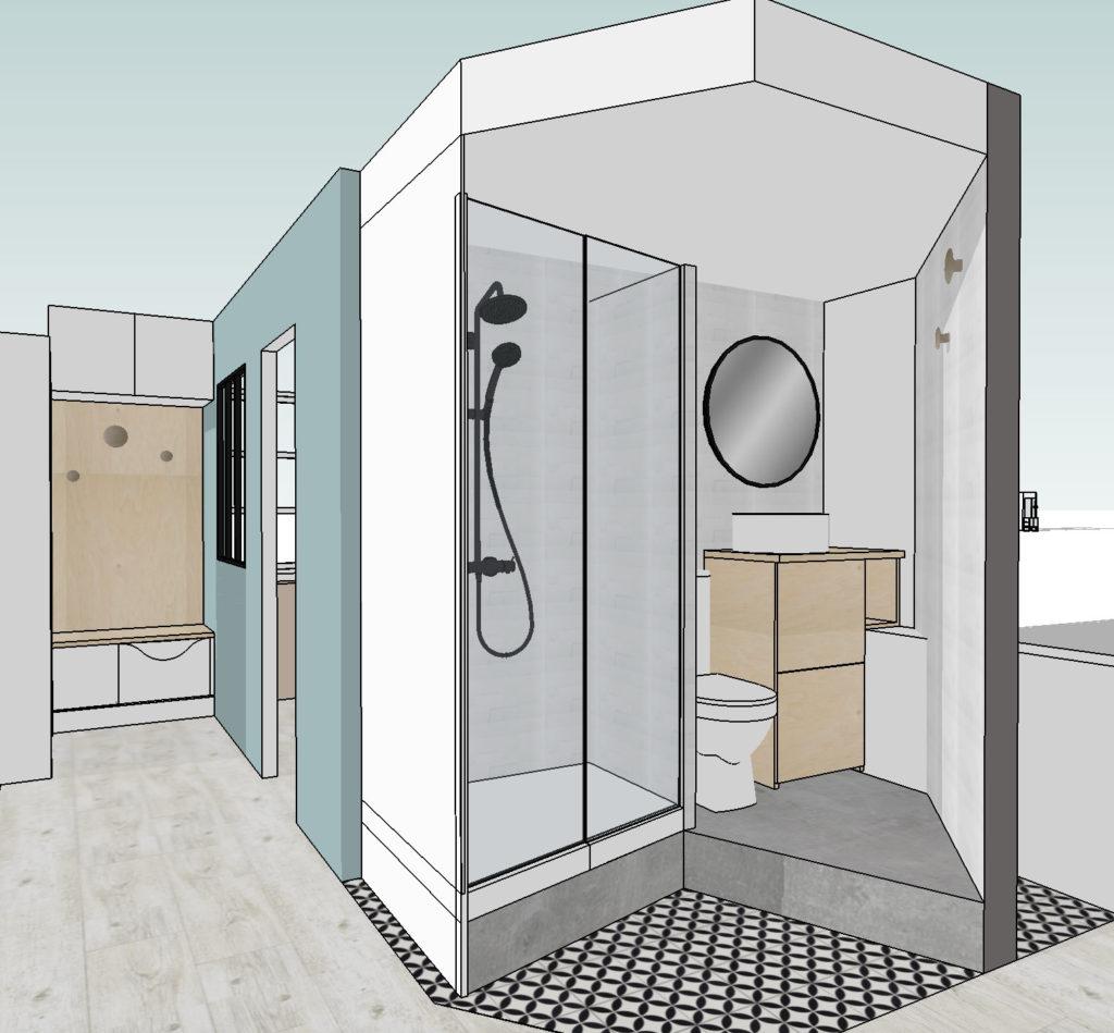 Design D Espace Toulouse superstrate architecture d'intérieur et fabrication meuble