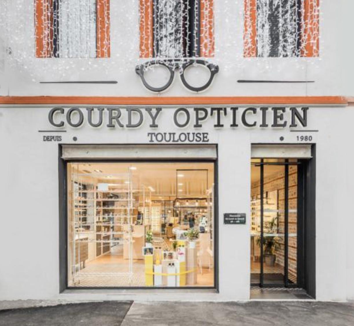 Courdy Opticien • Découvrez l'Avant / Après de l'agencement d'un magasin d'optique à Toulouse